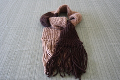 Photo of Two tone scarf
