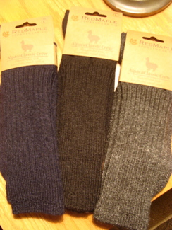 Photo of Alpaca Classic Crew Socks