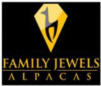 Family Jewels Alpacas - Logo