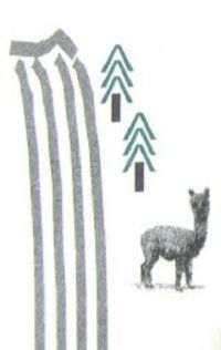 Silver Falls Alpacas - Logo