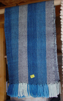 Photo of Table Runner-Woven Alpaca