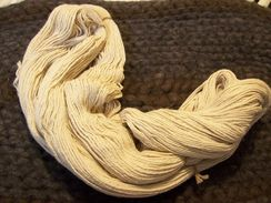 Photo of Natural Huacaya Yarn
