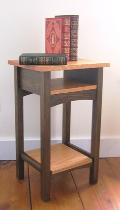 Photo of Contemporary End Table
