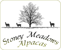 Stoney Meadows Alpacas - Logo