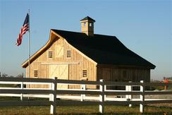 Post & Beam Barn