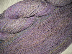 Photo of Fiber Dyed Crazy Skein