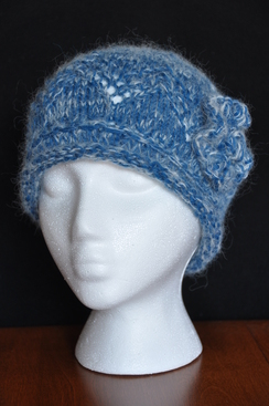 Photo of Two-Tone Alpaca Lace Cap