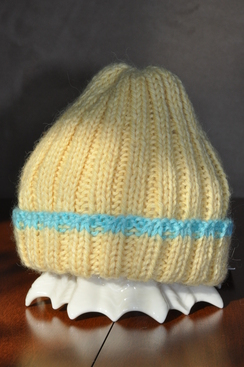 Photo of Baby's Alpaca Cuff Hat