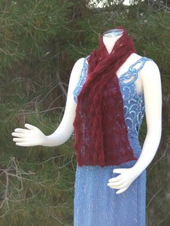 Photo of Falling Leaves scarf