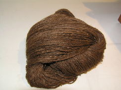 Photo of 100% Suri Alpaca Yarn