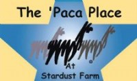 The 'Paca Place at Stardust Farm - Logo