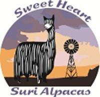 Sweet Heart Suri Alpacas - Logo