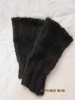 Photo of Knitting in the Round on 5 Needles