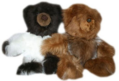 Photo of Alpaca Huacaya Bears 12""