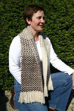 Photo of Double Weave Scarf