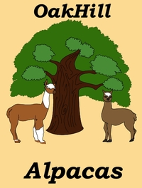 OakHill Alpacas, LLC - Logo