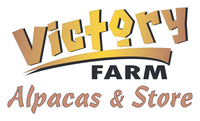Victory Farm Alpacas - Logo