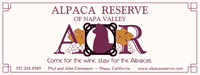 ALPACA RESERVE OF NAPA VALLEY - Logo