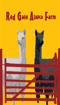 Red Gate Alpaca Farm - Logo