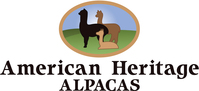 American Heritage Alpacas - Logo