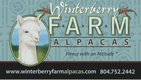 Winterberry Farm Alpacas - Logo
