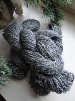 Photo of Pure Alpaca in Dark Silver Grey
