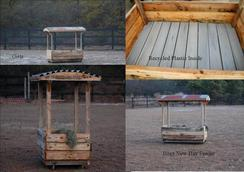Photo of Hay Feeders