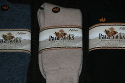 Photo of Alpaca Socks - Hiker
