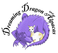 Dreaming Dragon Alpacas - Logo