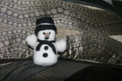 Photo of Snowman w/top hat