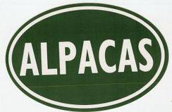 Photo of ALPACA DECAL