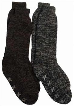 Photo of OUR COMFY COZY LODGE SLIPPER SOCKS