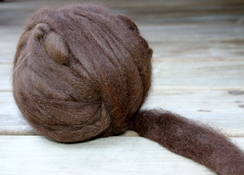 Photo of Alpaca Roving / Chavin 4 oz.