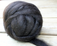 Photo of Alpaca Roving / Jetfire 5 oz.