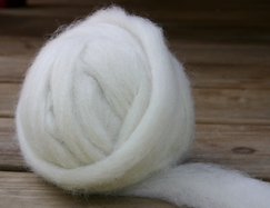 Photo of Alpaca Roving / Natural Blend 4 oz.