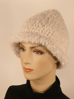 Photo of Boucle Alpaca Hat