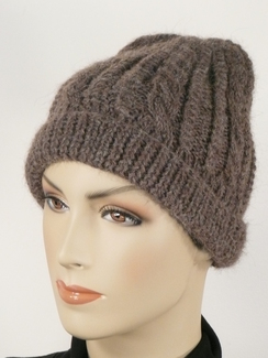Photo of Handknit Trenza Hat