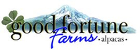 Good Fortune Farms Alpacas - Logo