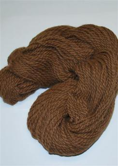 Photo of Beautiful Baby Alpaca Yarn Brown