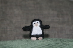 Photo of Penguin Ornament Craft Kits!