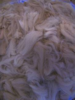 Photo of Raw blanket fleece-fawn
