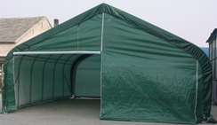 Photo of 22'W x 24'L x12'H Shelter