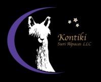 Kontiki Suri Alpacas - Logo