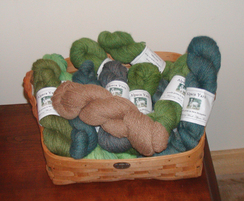 Photo of 4 oz Skeins 100% Alpaca Yarn