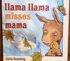 Photo of LLama Llama Misses Mama