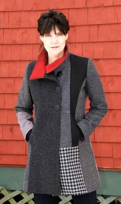 Photo of Checker Coat