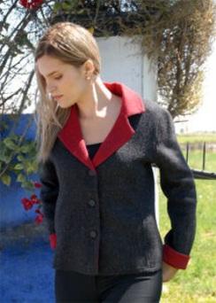 Photo of  Ladies Reversible Classic Jacket