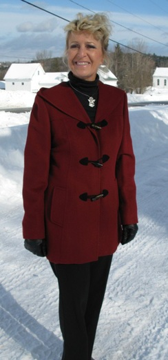 Photo of Hooded Coat