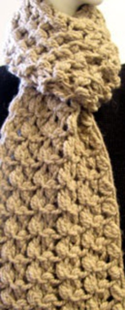 Photo of Macrame Scarf
