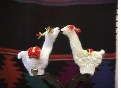 Photo of Fun, Fun Finger Puppets - 100% Alpaca!